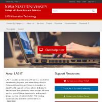 LAS Information Technology