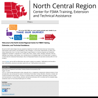 NCR Center for FSMA Training, Extension, and Technical Assistance