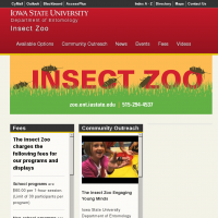 Insect Zoo | Department of Entomology