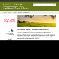 Iowa Nutrient Research Center