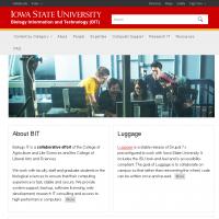 Biology Information Technology (BIT)