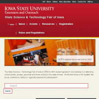 State Science & Technology Fair of Iowa