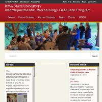 Interdepartmental Microbiology Graduate Program