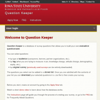 Question Keeper