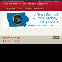 Ninth Biennial All Iowa Virology Symposium