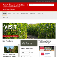 Visit Iowa Farms | Iowa State University Extension and Outreach