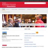 Iowa Extension Council Association