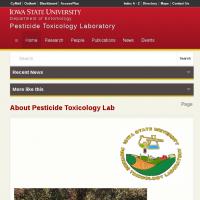 Pesticide Toxicology Laboratory