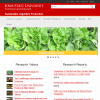 Sustainable Vegetable Production
